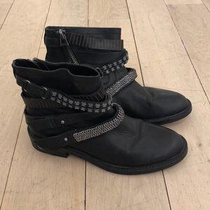 Dolce vita embellished boots